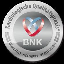 BNK Qualitätssiegel Kardiologie