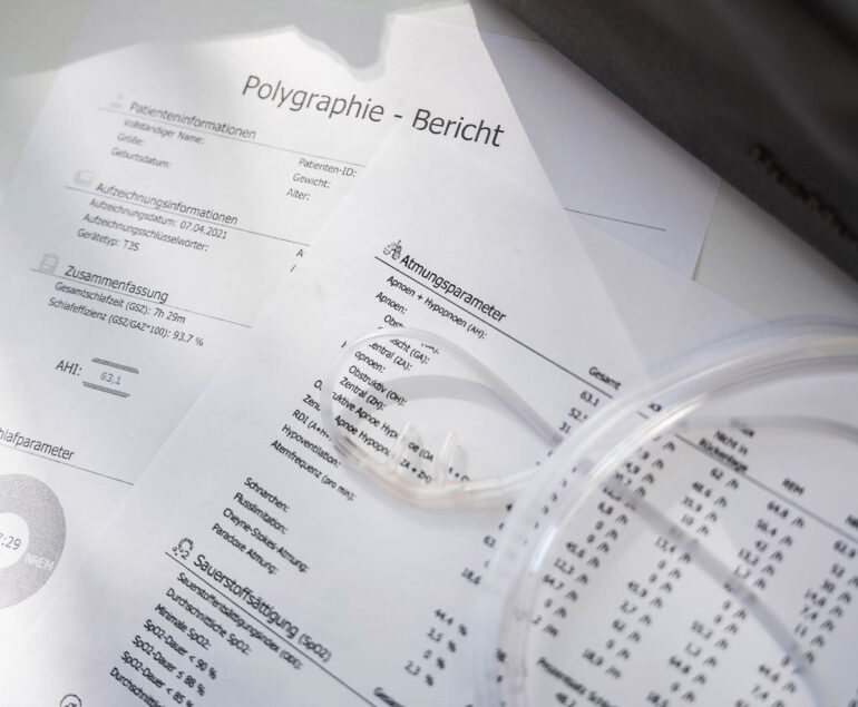 polygraphie kardiologie am schlosspark benrath
